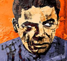PAUL MUNI-SCARFACE by OTIS PORRITT