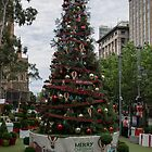 Merry Christmas Melbourne by Pauline Tims