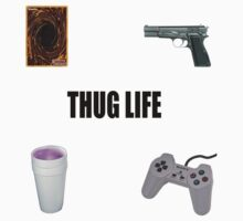 THUG LIFE. PT 2 by Sheldon D