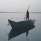 The Boatman by Bobby Dar