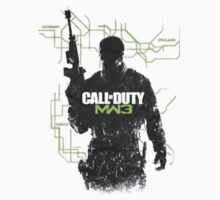 Call of duty Modern Warfare 3 by borntodesign
