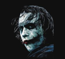 The Joker Face by borntodesign