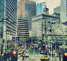 Streets of San Francisco by hollingsworth