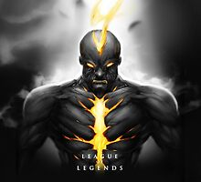 League of Legends - Brand by Marco Mitolo