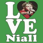 one direction love niall horan by bulingean
