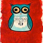Owl HootHoot! by juiceboxfarley