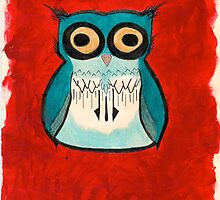 Owl HootHoot! by juiceboxfarley