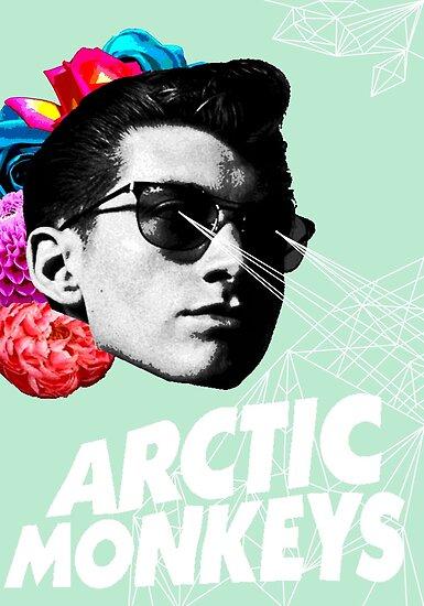 Arctic Monkey - Alex Turner by Madison Rankin