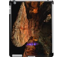 Willy's Butte in Cars Land at Disney California Adventure iPad Case/Skin