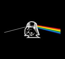 Darth Side of the Moon by Chango