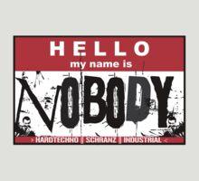 My name is Nobody by Patrikadze