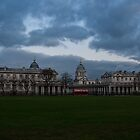 The Old Royal Naval College by benastrada