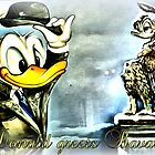 Donald Duck greets Bavaria ~ Griass di! by ©The Creative  Minds