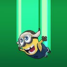 Flying Minion by Guidux