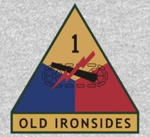 US 1st Armored Division by cadellin