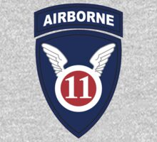 US 11th Airborne Division by cadellin