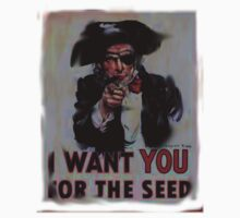 i want you for the seed by alessio9506