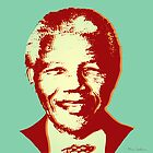 NELSON MANDELA by mark ashkenazi