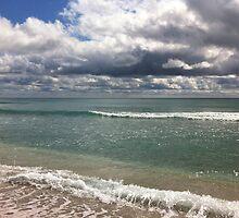 beach storm 4 by Sari Shein