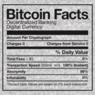 Bitcoin Facts by Illestraider