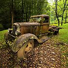 Old Dodge by Beth Mason