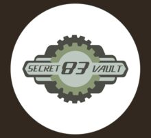Secret Vault 83 #5-1 by Sergejs Pekkarevs