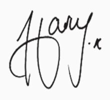 Harry Styles Signature  by kkevinttran