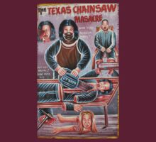 Texas Chainsaw Massacre by GarfunkelArt