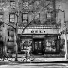 the Corner Deli by Stephen Burke