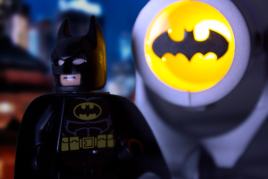 LEGO Series: The Watchful Protector by JordanDefty
