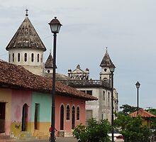 Granada, Nicaragua by Amber Elen-Forbat