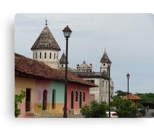 Granada, Nicaragua Canvas Print