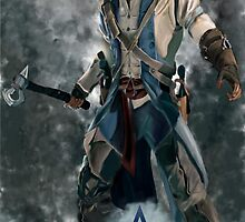 Connor from Assassin's Creed 3 by dlsego02