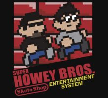 Super Howey Bros. by gorillamask