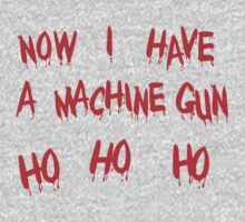 Now I Have A Machine Gun by Declan Black