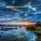 2014 Calendar - The Sea by Les Boucher