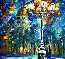 St. Petersburg — PALETTE KNIFE Oil Painting By Leonid Afremov — https://www.etsy.com/listing/171701495/st-petersburg-palette-knife3-oil?ref=shop_home_active by Leonid  Afremov