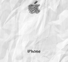 Paper Iphone by coolioscooter