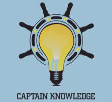 Captain Knowledge by Sergejs Pekkarevs