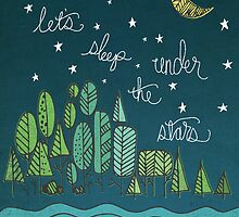 ...UNDER THE STARS by Matthew Taylor Wilson