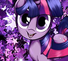 Twilight Sparkle Phone Case by AngelTripStudio