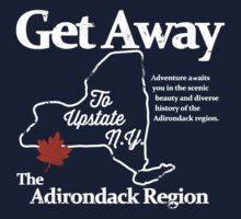 Get Away To Upstate New York by jabbtees