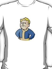 Fallout - Grumpy Vault Boy T-Shirt