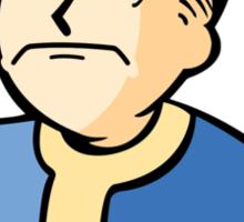 Fallout - Grumpy Vault Boy Sticker