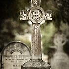 Graveyard Adornments #04 by Malcolm Heberle