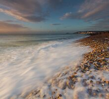 Sunrise looking towards Eastbourne by willgudgeon