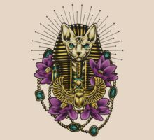 PHARAOH CAT by SmittyArt