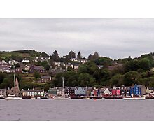 Tobermory Harbour Photographic Print
