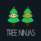 TREE NINJAS by Clothos & Co.