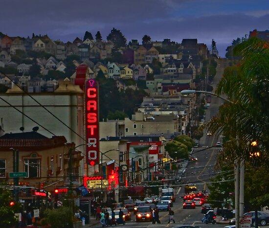 The Castro by David Denny